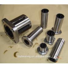 High-precision flange linear bearing lmf 30 uu