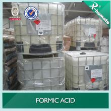 Acido fórmico de alta calidad 85% (CAS No. 64-18-6)