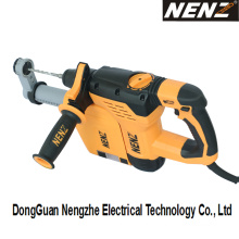 Nenz Rotary Hammer with Dust Extractor-Concrete Drilling Tool (NZ30-01)