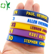 Beste Qualität Made Siliconne Armband Wouderful Farbe