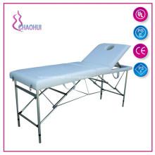 Aluminio masaje silla portátil