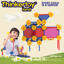 Le meilleur jeu de jouet Plastic Building Blocks Toys for Children