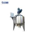 Вакуумная эмульсионная нагревательная емкость для приготовления смеси