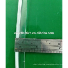 transparent with teeth environmental retro reflective pvc piping