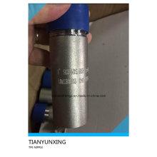 S32750 Duplex Stainless Steel Female Bsp TPE Threaded Nipple