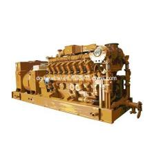Ensemble de générateur de courant à gaz Jichai (24-1000kw)