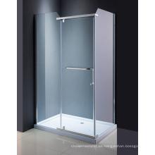 Puerta de ducha Popular Puerta de ducha de vidrio