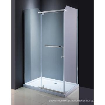 Porta popular do chuveiro do vidro da tela do chuveiro