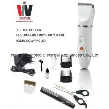 Rechargeable Pet Hair Clipper