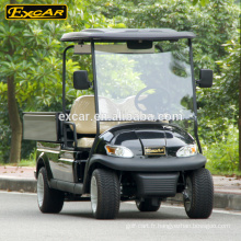 EXCAR Utilitaire électrique voiture chine pas cher 4 sièges électrique mini golf voiture avec des marchandises