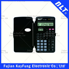 56 Function Single Line Display Scientific Calculator with Time Display (BT-105B)