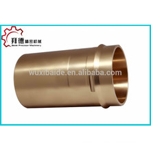 high demand CNC processing machining brass spare part for coffee machinery