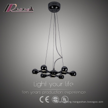 Modern Iron LED 1W Pendant Light Aluminum
