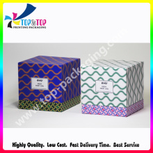 Beautiful Printing Rigid Cardboard Perfume Gift Box