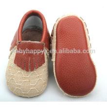 Mocassins bébé nouveau né de haute qualité chaussures chaussures bébé toile