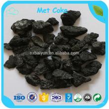 Cobalto metalúrgico bajo del sulfuro 10-30m m del precio de fábrica para el hierro del derretimiento