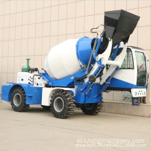mixer truk beton self loader