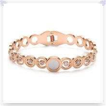 Brazalete de la joyería de la manera de la joyería del acero inoxidable (BR265)