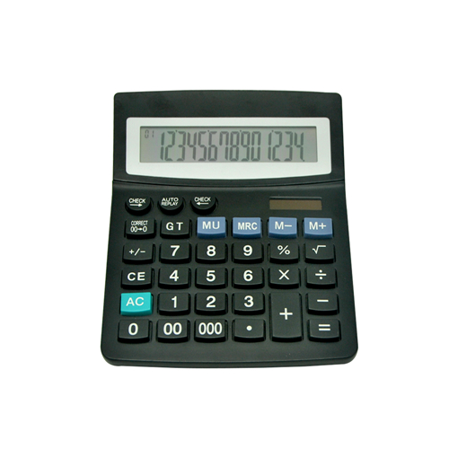 14 Digits Calculator