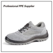 PU Injection Low Cut China Safety Shoe