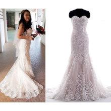 2017 Tailor Made Idea Real Bride Wedding Dress