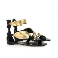New Popular Fashion Lady Comfort Flat Sandal (W 34)