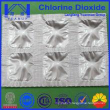 Matières premières chimiques Dioxyde de chlore stabilisé