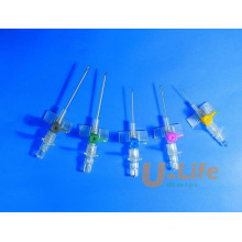 Einweg-IV-Kanüle, offener Typ, mit IV-Einspritzöffnungen