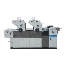 Máquina de impresión offset de doble color