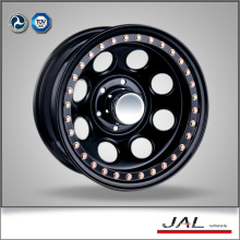 17x8 steel wheel color car rims for 4x4 suv