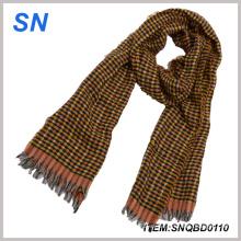 Bufanda de acrílico de la fábrica de la bufanda de China para los hombres