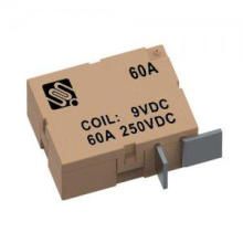 60A Latching Relay 250VAC 1b 1A 1c Relay PCB Layout