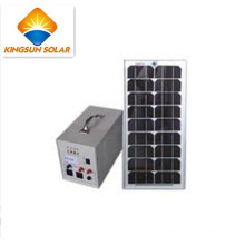 Apagado del sistema de panel solar de la rejilla (KS-S 70W)