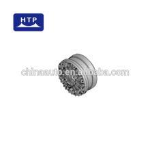 advanced cast iron material truck parts wheel rim assembly for Belaz 540-3103005-20 182kg