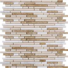 Natural Rusty Slate Stone Mosaic for Bathroom