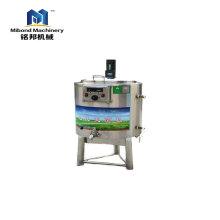 Edelstahl SUS 304 / 316L50L Rohmilch sterilisierende Pasteurisierungsmaschine