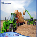 Conception de machines agricoles en acier