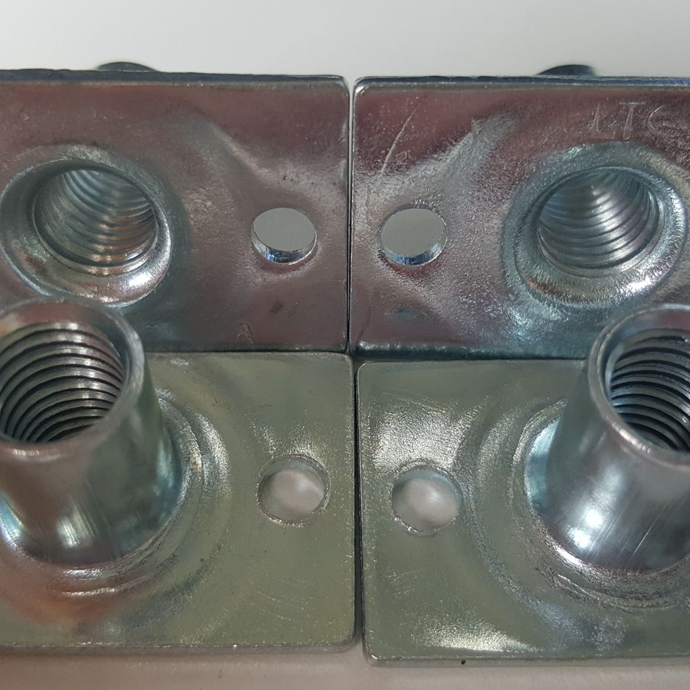 Rectangular Base T Nuts