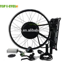 Barato 250 W-1000 W 48 V brushless hub motor bicicleta elétrica e kits de conversão de bicicleta