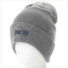 Bonnet tricoté en crochet d'hiver
