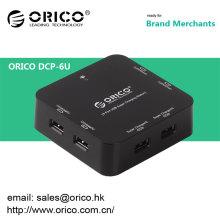 Chargeur USB ORICO DCP-6U 6 ports