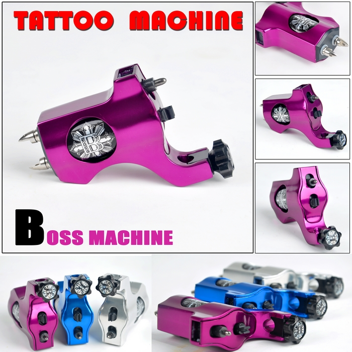 bishop tattoo machine