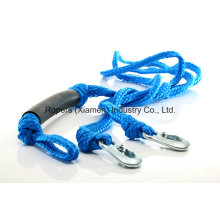 """5/8 """"X60'-4 Rider Tugboat Harness H2 Rope"""