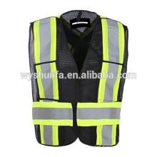 CSA Z96-06 norm unisex reflective vests ,high visibility road warning vests,traffic security vests customized reflective vests