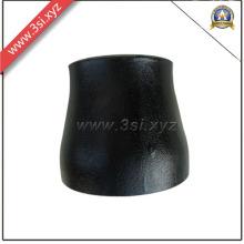 Réducteur concentrique noir en acier au carbone A234 (YZF-L142)