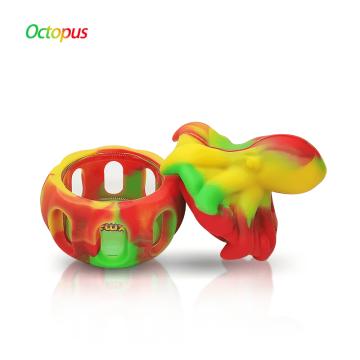 Conteneur de concentré de silicone Octopus