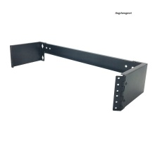 Rack de montaje en pared plegable de conmutador de red 2U