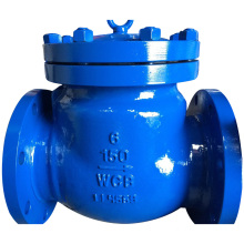 Swing Check Valve with Flanged Carbon Steel