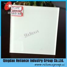 Weißes Farbglas / Rückseitenglas mit hoher Qualität