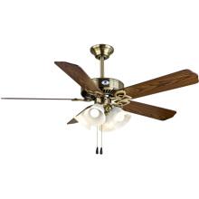 Ventilateur de plafond de 52 po avec éclairage Ef200s (N) -52 (A)